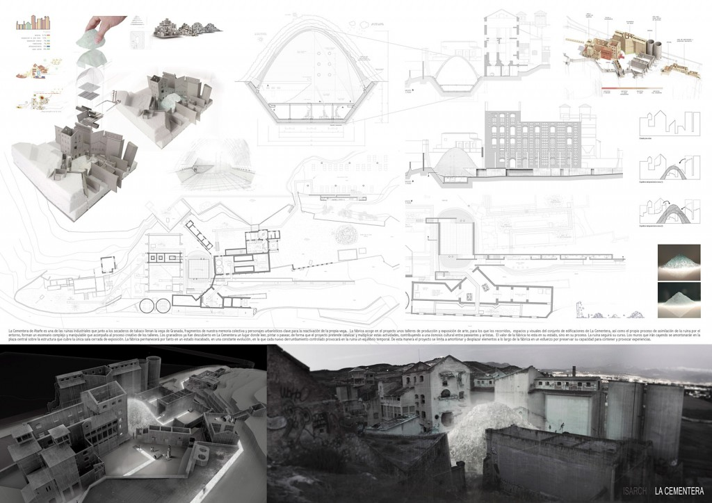 winners of 2012 isarch international awards targeting students of