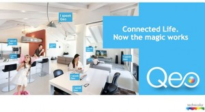 Smart homes with Qeo Technicolor, at CES 2013