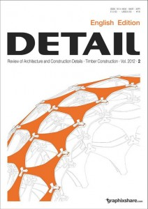 DETAIL is the international professional journal for architecture and construction details