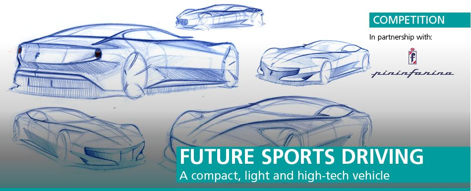 Future Sports Driving student  Competition, A compact, light and high-tech vehicle