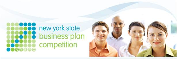 New York State Business Plan Competition 2013