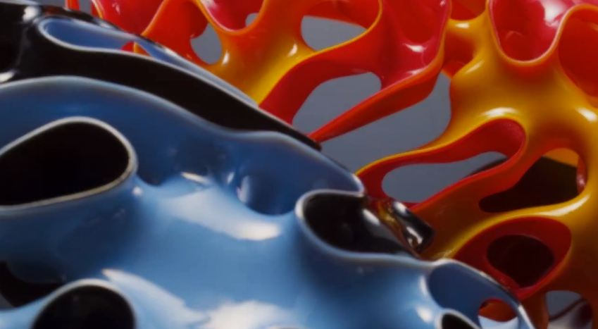 Revolution in Art & Design using 3D Printing | Objet for Neri Oxman