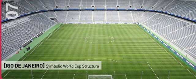 Rio De Janeiro Symbolic World Cup Structure Competition
