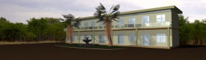 Proposal for rooms in Walvis Bay Guest House