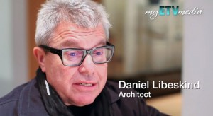 Daniel Libeskind architect Interview Cities of the Future