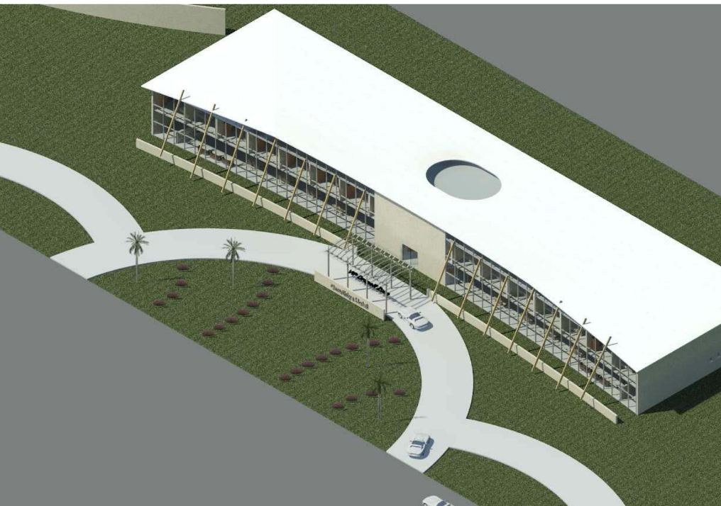 Omuthiya-Hotel-Project-Windhoek-Drawing-Sheet-Rendered