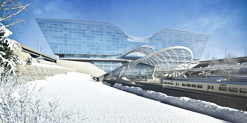 Gensler completes plans for DIA south terminal redevelopment