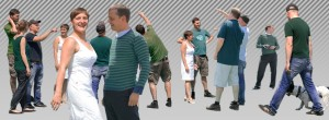 65 Free Cutout People by xoio | Architectural Resources