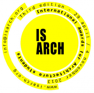 3rd. Edition IS ARCH AWARDS for Architecture Students