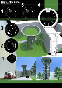 Reinvented Space – Water Tower Conversion