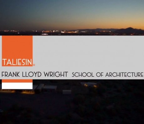 The Frank Lloyd Wright School of Architecture Academics Architecture Schools