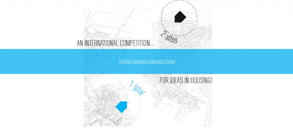 reGEN BOSTON: Energizing Urban Living, 2013 | An international competition, For ideas in Housing