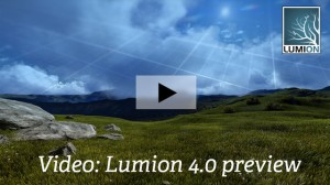 Lumion 4.0 Has Arrived! – Create even better visuals with the latest version of Lumion.
