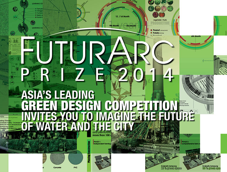 FuturArc Prize 2014 and FuturArc Green Leadership Award 2014