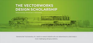 Apply for the Vectorworks Design Scholarship and enter to win $10,000