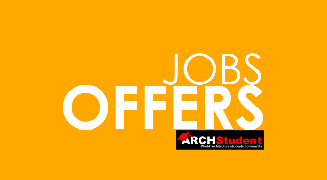 ARCHITECTURAL DESIGN LANDSCAPE STUDENTS JOBS - offers