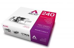 Arckit - The architectural model system that lets you design, build and modify.