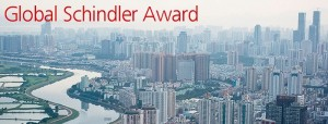 Global Schindler Award 2014/ Access to Urbanity: Designing the City as a Resource