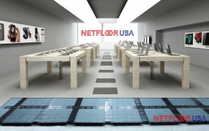 Spring 2015 Netfloor USA Retail Access Floor Design Competition