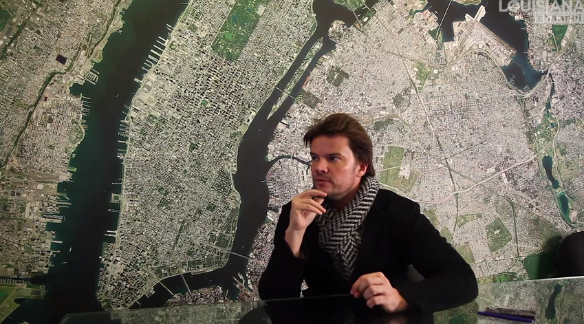 Bjarke Ingels: Advice to the Young Architects