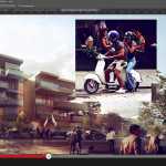 Architectural Post Production in Photoshop - Inserting People - Tutorial