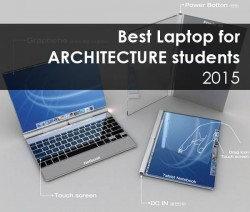 Best Laptop for Architecture students and ARCHITECTS 2015