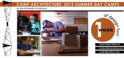 CAMP Architecture Summer 2015