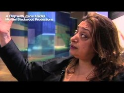 A Day with Zaha Hadid – YouTube