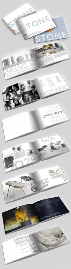 Architectural Brochure Designs
