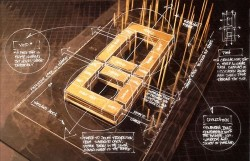 Architectural Model Scribbling