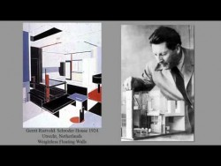 Architecture in the Early 20th Century, Modernism, Bauhaus, DeStijl and International Style