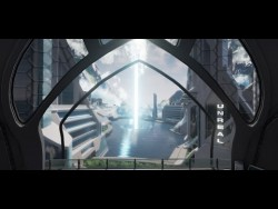 Creating an Architectural Futuristic City scene – quick Unreal Engine 4