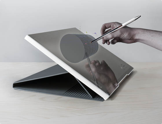 ETOS – Remarkable Drawing Board that Change All Image of Architects Job