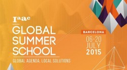 IAAC Global Summer School 2015 – Urban Protocols: 6th of July – 20th of July | The John H. ...
