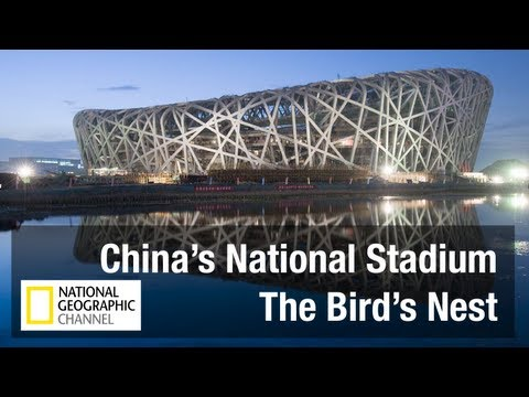 Video – Megastructures – Beijing National Stadium – the Bird's Nest – HD