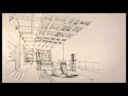 meyssam seddigh – Fast Sketch – Interior Design – Museum of Anthropology &#821 ...