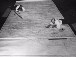 Urban planners before Autocad