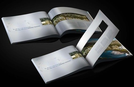 Showcase of creative and effective booklet and brochure for Furniture brochure design inspiration