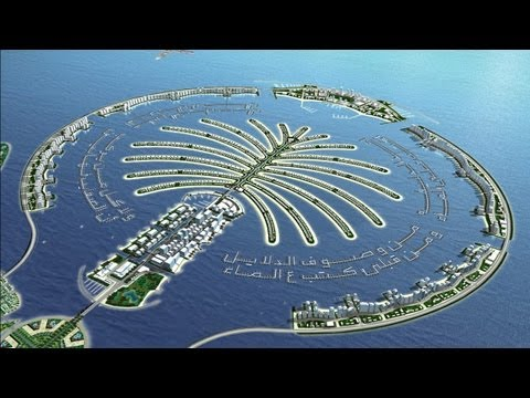 Video – The Palm Island, Dubai UAE – Megastructure Development