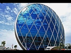 Video – Discovery Aldar Headquarters – The world's first circular skyscraper