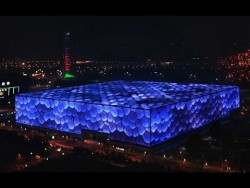 Video – Discover Beijing Water Cube (National Geographic Documentary)
