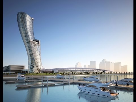 Video – Discover Capital Gate in Abu Dhabi (National Geographic Documentary)