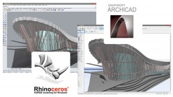 GRAPHISOFT Announces Rhinoceros – ArchiCAD Connection