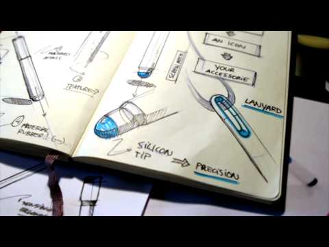 The Architect Stylus – From An Idea To A Product
