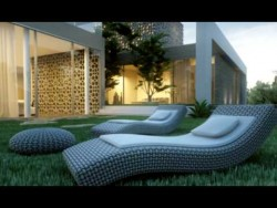 Golf House in Caesarea CG Visualization