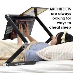 Architects are always looking for ways to cheat sleep