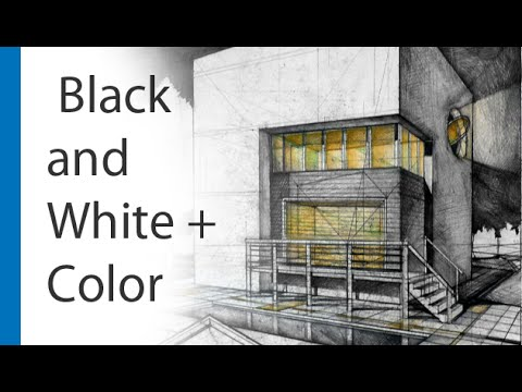 [THEORY]Black and White + Color Composition – YouTube