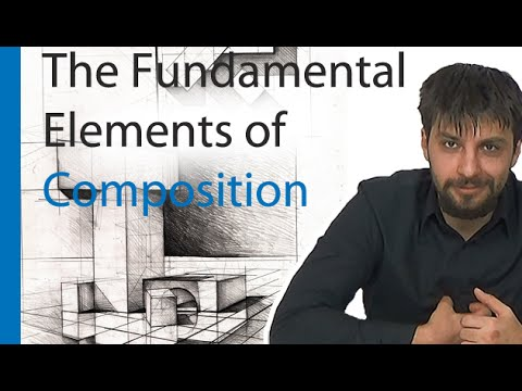 [THEORY]The Fundamental Elements of Architectural Composition