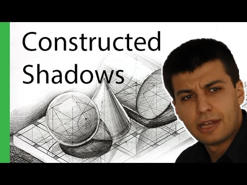 [TUTORIAL]Constructed Shadows For Simple Box Perspective