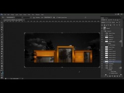 Vista humanizada – Revit + Photoshop – YouTube